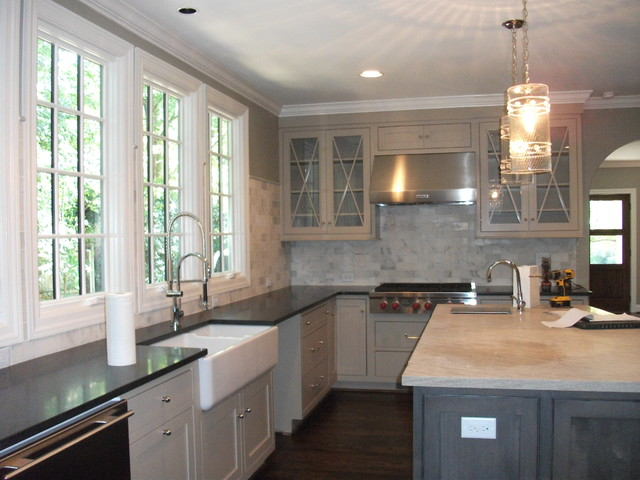 Pine Crest Road, Mountain Brook contemporary kitchen