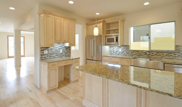 Pine valley mosaic tile in kitchen traditional kitchen for Decor valley international inc