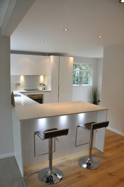 pinemount schuller kitchen contemporary kitchen