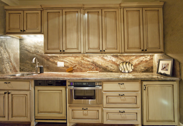 Piney Point Village Remodel traditional-kitchen
