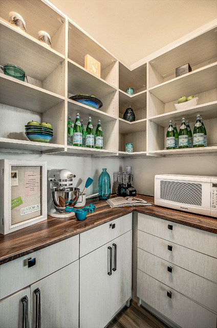 Pinot Noir Drive Pantry Transitional Kitchen Vancouver By Stor X Organizing Systems