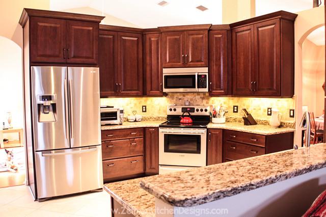 Piperberg 6 square zelmar home remodel traditional for Colorado kitchen designs llc