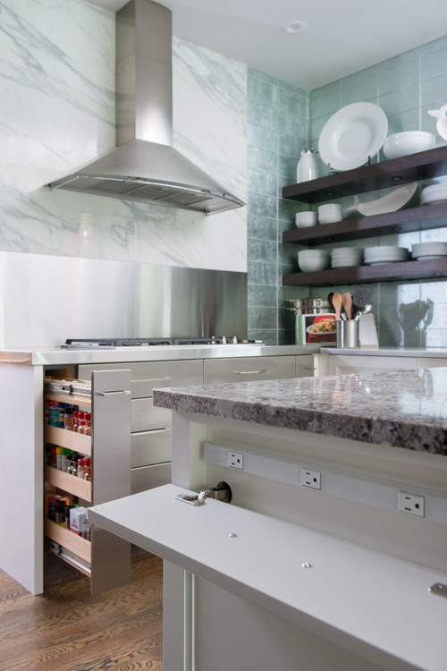 kitchen electrical design hide your electrical outlets to streamline your kitchen design  hide your electrical outlets to