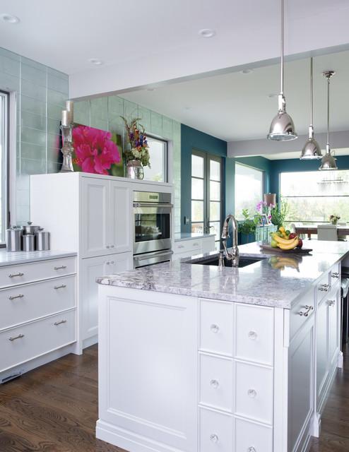 Pittsburg Kitchen Remodel - Transitional - Kitchen - Kansas City ...