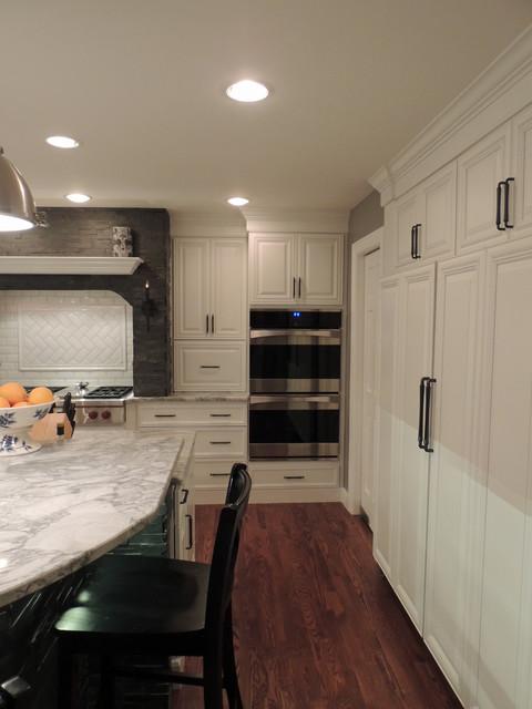 Pittstown kitchen remodel traditional-kitchen