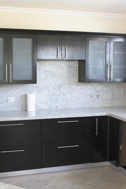 Pizaaz contemporary-kitchen