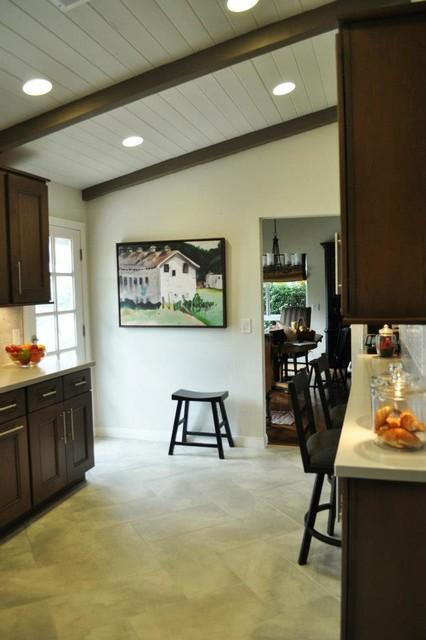 Placentia Modern Kitchen Remodel. traditional-kitchen