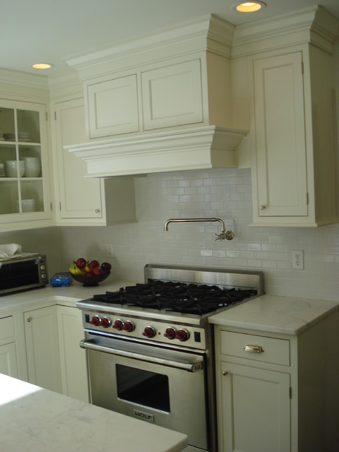 Plain and Fancy - Traditional - Kitchen - new york - by ...