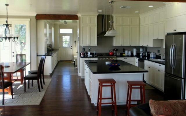 Plan 485-1: Farmhouse traditional-kitchen