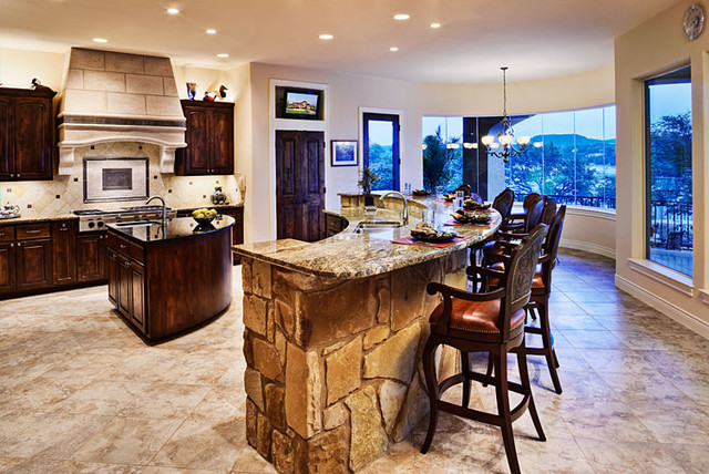Plan #6234 traditional-kitchen