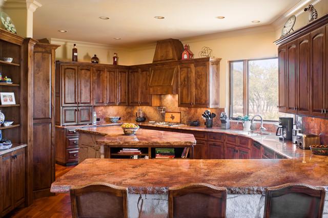 Plan #6401 traditional-kitchen