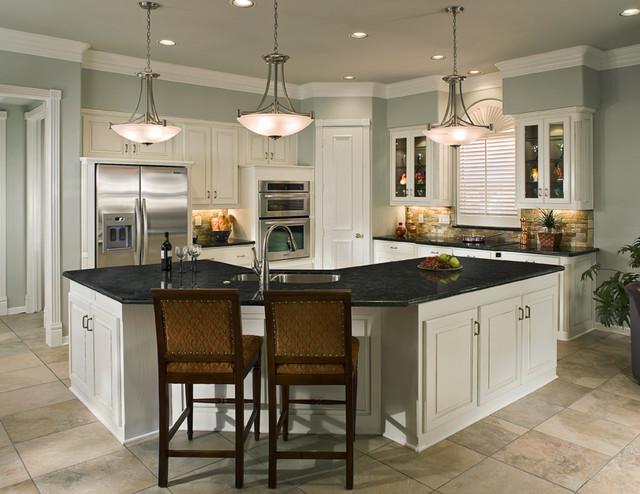 Plano Texas kitchen designers traditional-kitchen