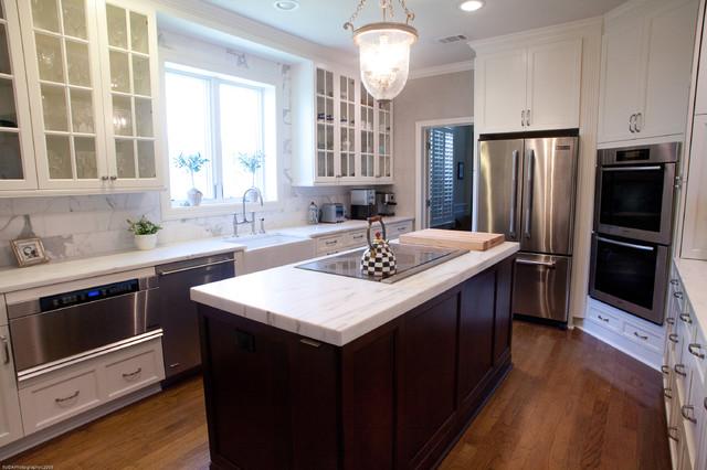 Davis traditional-kitchen