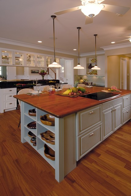 Plantation by the Sea - Tropical - Kitchen - Hawaii - by ...
