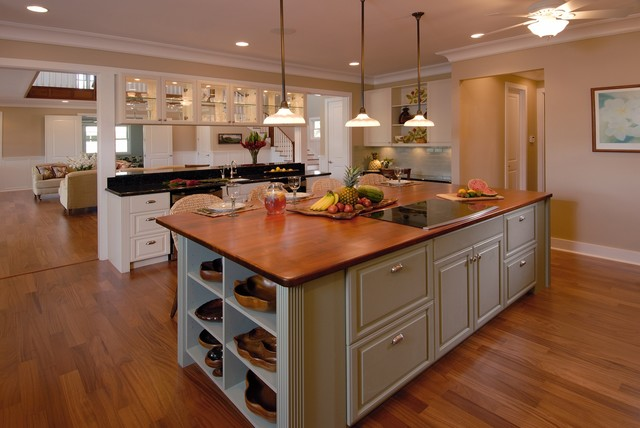 Plantation by the Sea - Tropical - Kitchen - Hawaii - by Archipelago ...