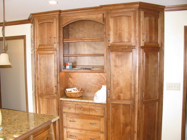 Platteville traditional kitchen