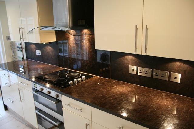 Plaxtol Kitchen Contemporary