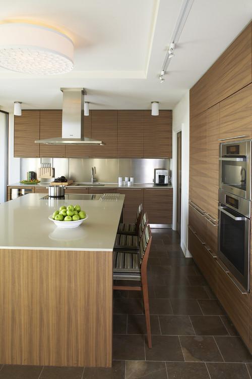 Modern Kitchen By Atlanta Interior Designer Niki Papadopoulos