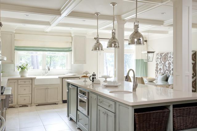 Pleasant Valley transitional-kitchen