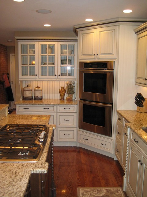 Plumber Road Kitchen Bedford Traditional Kitchen