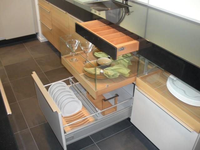 plus modo kitchen contemporary kitchen