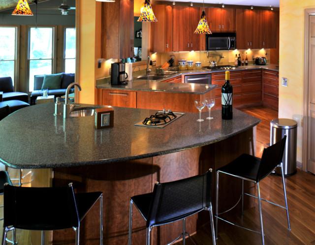 Plus Ultra Euro Kitchen contemporary-kitchen
