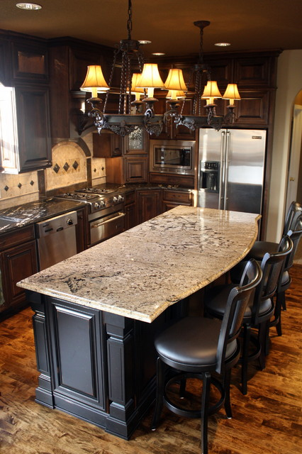 Plymouth Kitchen Remodel Traditional Kitchen Minneapolis By Stone Source