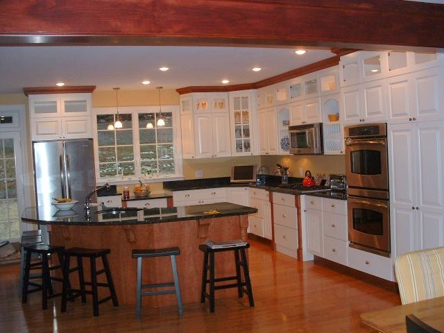 Plymouth Project traditional-kitchen