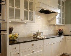 Plymouth Residence traditional kitchen