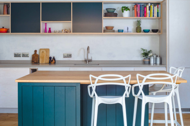 Design And Build A Sustainable Kitchen, Sustainable Kitchen Cupboards