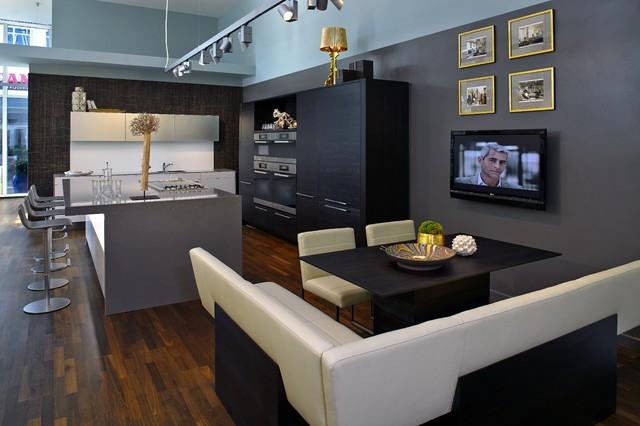 poggenpohl atlanta showroom modern kitchen atlanta by john coulter. Black Bedroom Furniture Sets. Home Design Ideas