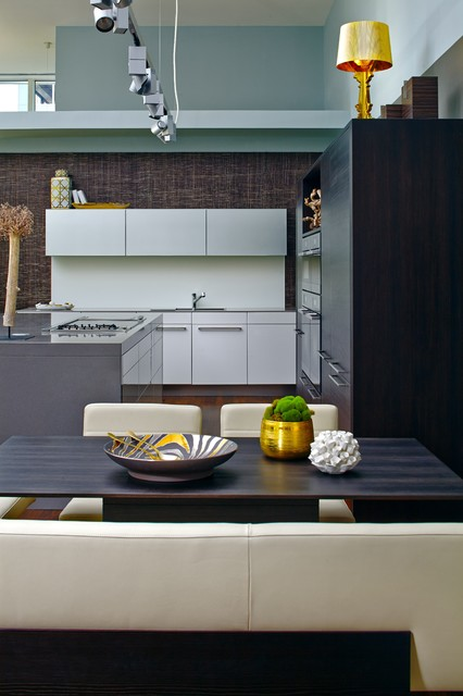 poggenpohl atlanta showroom modern kitchen atlanta by john coulter. Black Bedroom Furniture Sets. Home Design Ideas