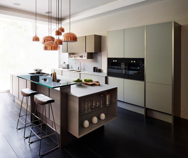 Poggenpohl Porsche Design - Contemporary - Kitchen - Kent - by Modus ...
