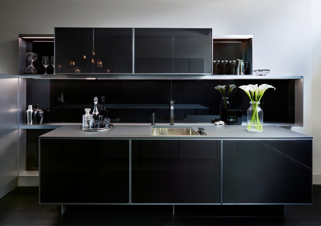 poggenpohl porsche design contemporary kitchen south