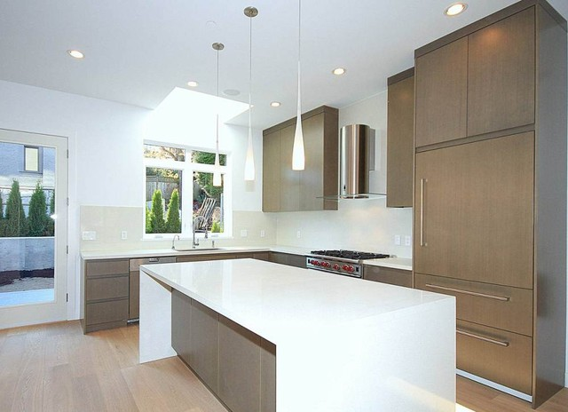 Point Grey Spec House Modern Kitchen Vancouver By Tanya Schoenroth Design