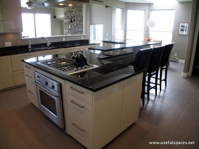 Point Roberts Modern contemporary-kitchen