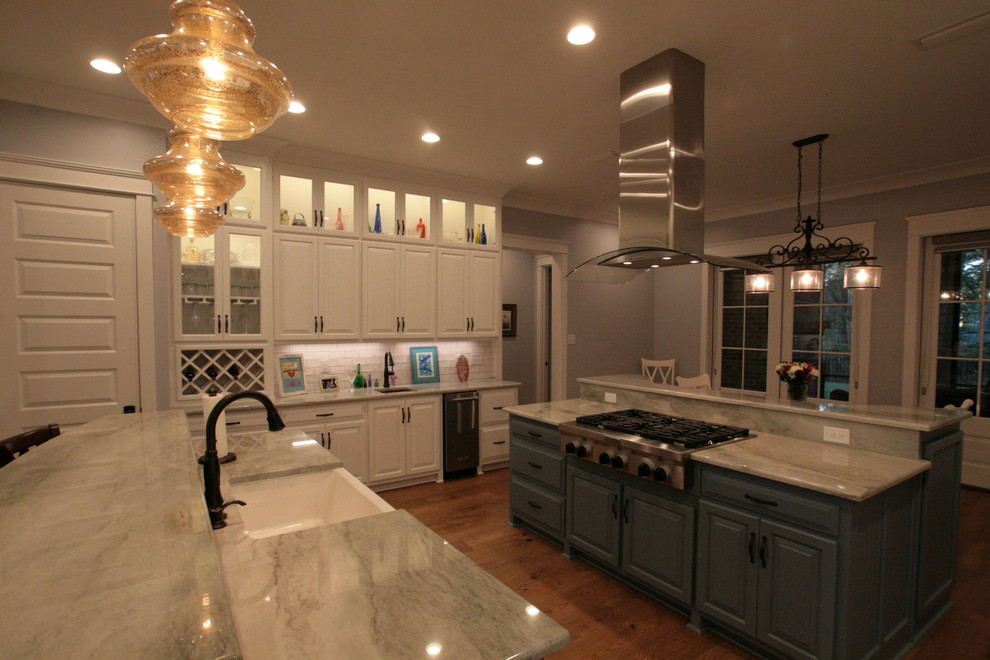Inspiration for a kitchen remodel in Birmingham