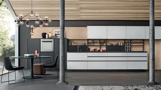 Merveilleux Poliform Kitchens Contemporary Kitchen