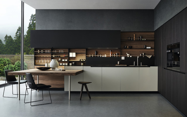 Poliform contemporary-kitchen
