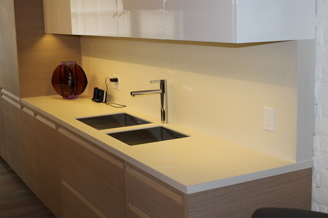Poliform Showroom Sf Design Center Contemporary Kitchen San Francisco By Neolith