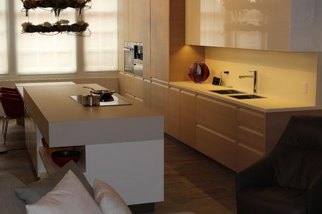 Poliform Showroom Sf Design Center Contemporary Kitchen San Francisco By Fm Distributing