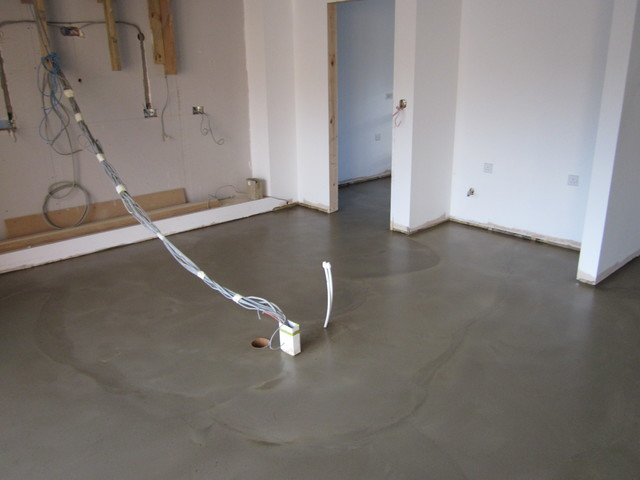 POLISHED CONCRETE FLOORING POURED MICRO TOPPINGS NORTH EAST NEWCASTLE  DURHAM Industrial Kitchen