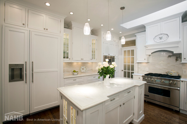 Inspiration for a kitchen remodel in DC Metro