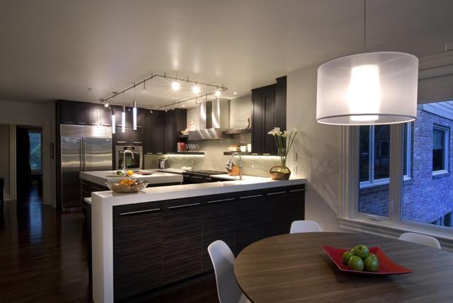 Pollard Residence Kitchen Modern Kitchen