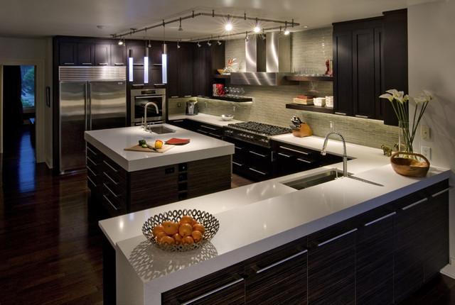 Pollard Residence Kitchen Modern Kitchen Indianapolis By Circle Design Studio