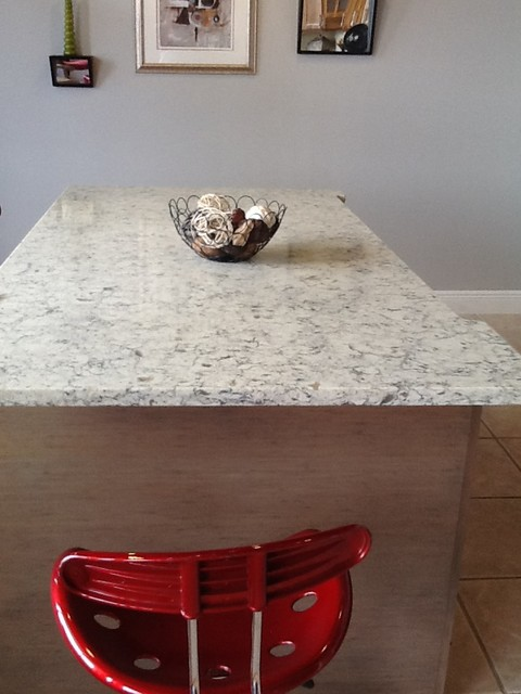 Pompeii Quartz Keewaydin Kitchens By Ambiance