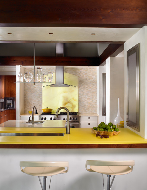 modern kitchen by Beckwith Interiors
