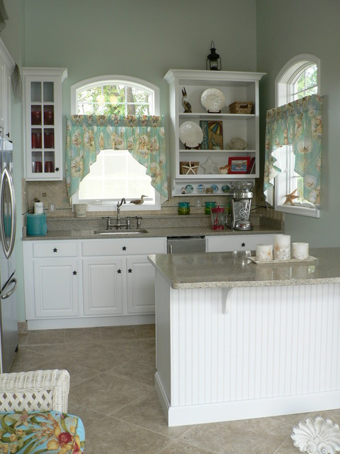 Pool House Kitchen Tropical Kitchen Richmond By Reico Kitchen Bath