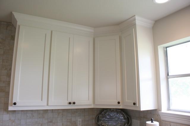 ... Kitchen - Traditional - Kitchen - austin - by Madison Custom Cabinets