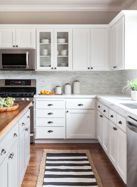 How To Paint Your Kitchen Cabinets Houzz